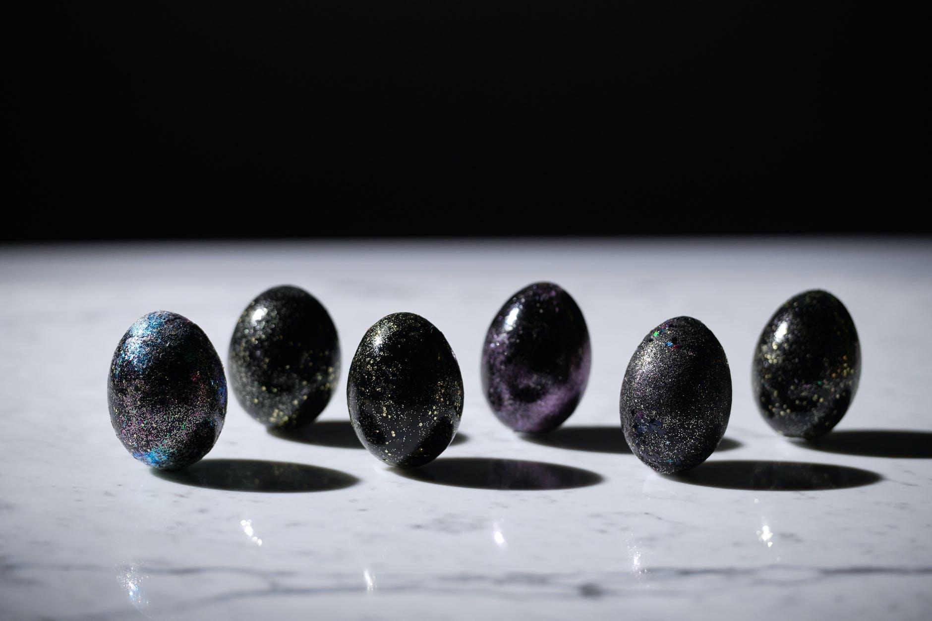 food creative easter egg